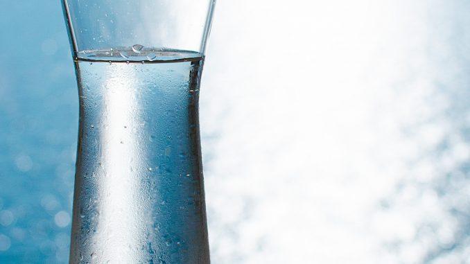 eau en carafe